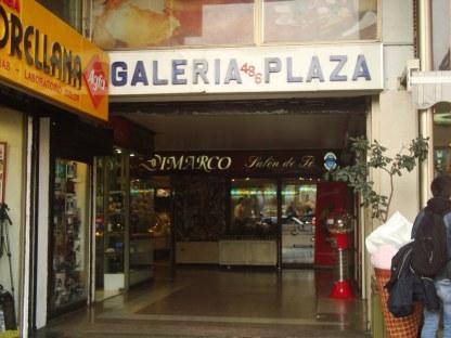 Gabriela González, Galería Plaza 1976