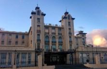 Eneida De León. Dirección de Obra de la restauración y adecuación del edificio sede de la Secretaria Administrativa del MERCOSUR (SAM).