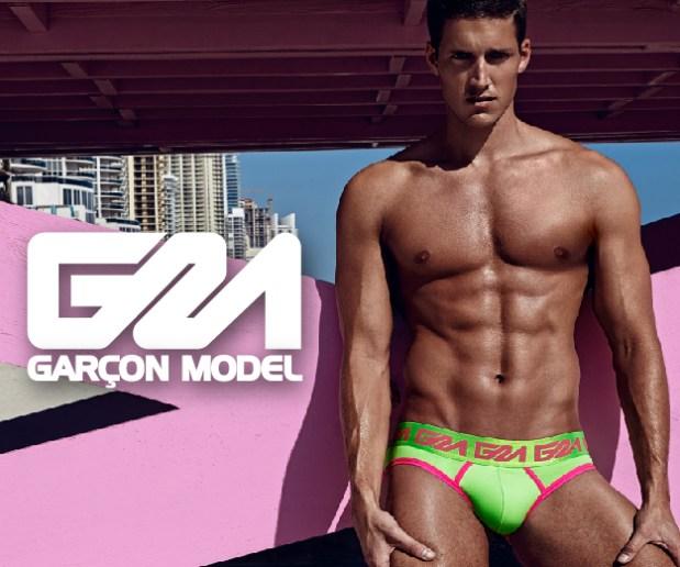 Garcon Model Undiegeek Ad
