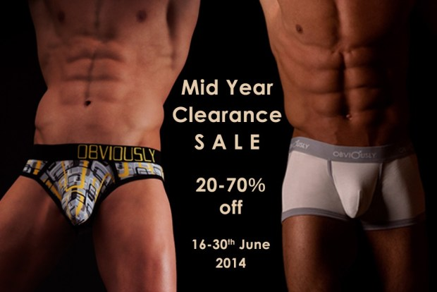 Obviously 2014 Mid-Year Sale