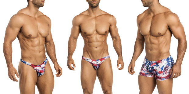 Vuthy Sim Old Glory Swim