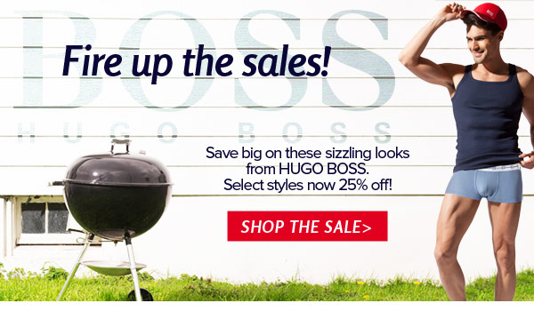 Hugo Boss Mens Underwear Store