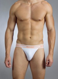 Baskit Urban Basics Jock Front White