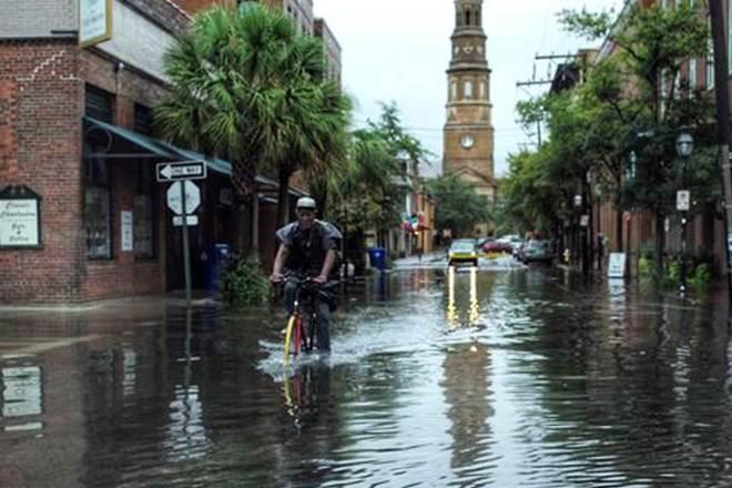 St. Phillips Flooding