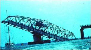 Ben Sawyer Bridge Hugo