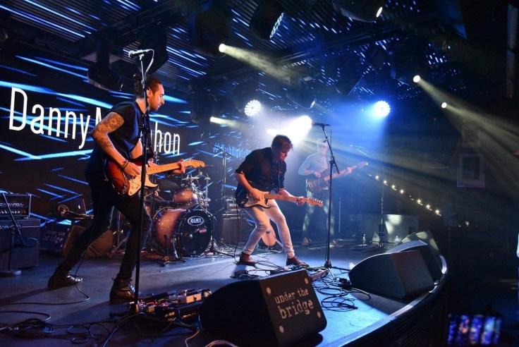 Danny McMahon concert photo