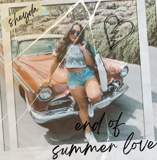 """End of Summer Love"" album art"