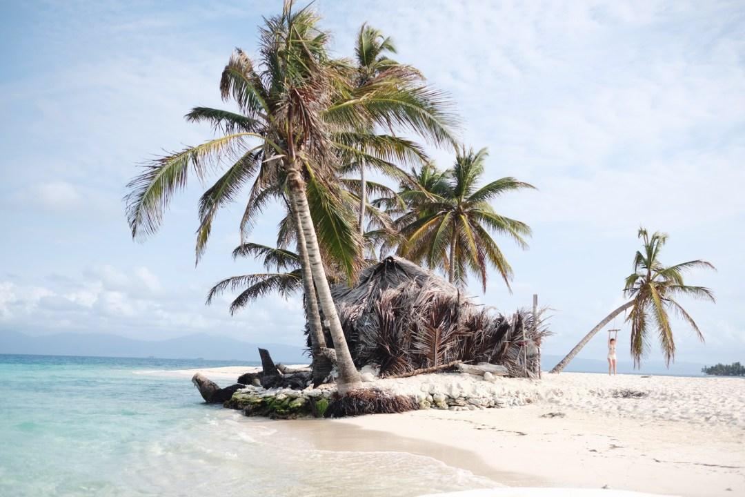 Iles San blas : Panama