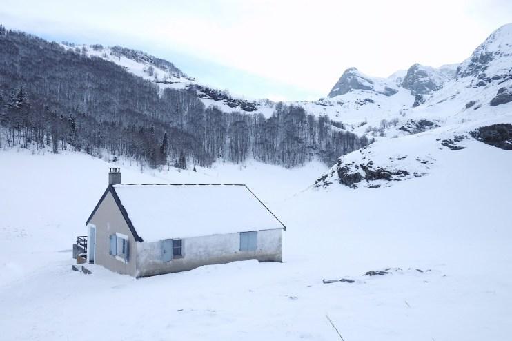 refuge d'Arriutort