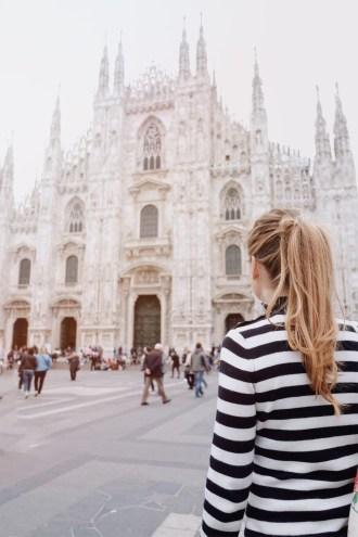 Italie, milan