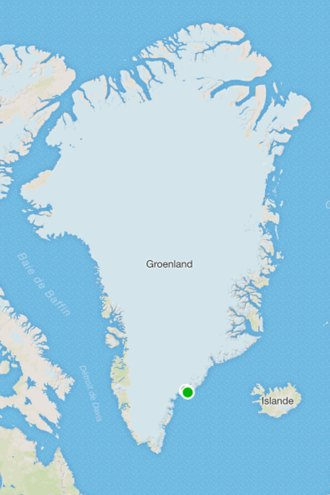 expedition Groenland / Tasiilaq