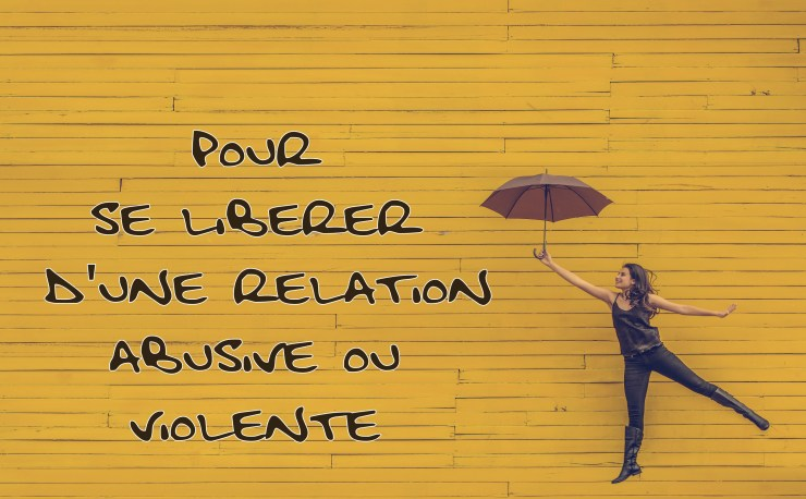 quitter son conjoint, relation abusive, relation violente