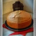 Gâteau Invisible Aux Pommes & Caramel Au Beurre Salé