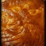 Crêpes Fourrées à La Béchamel Au Jambon & Fromage