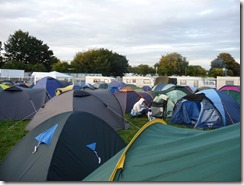 Camping festival