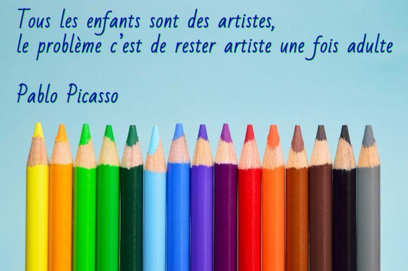 Pablo Picasso créativité