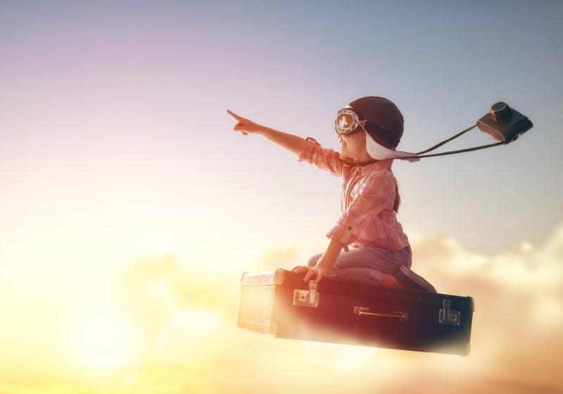 La nécessité de rêver pour être heureux