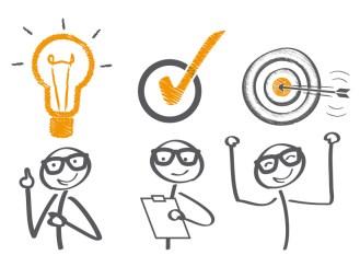loi de l'attraction et idées constructives