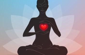 être aligné ouvrir son coeur