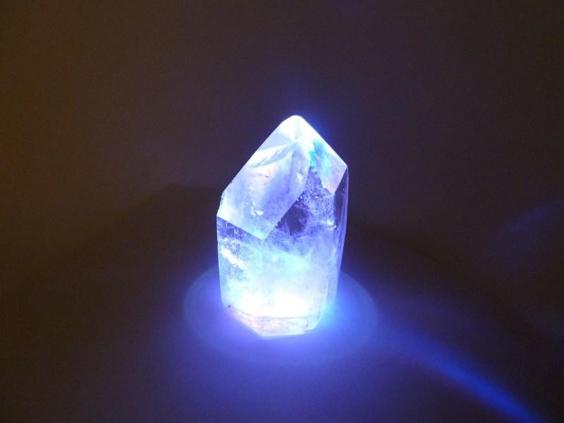 Activation de son propre cristal de lumière