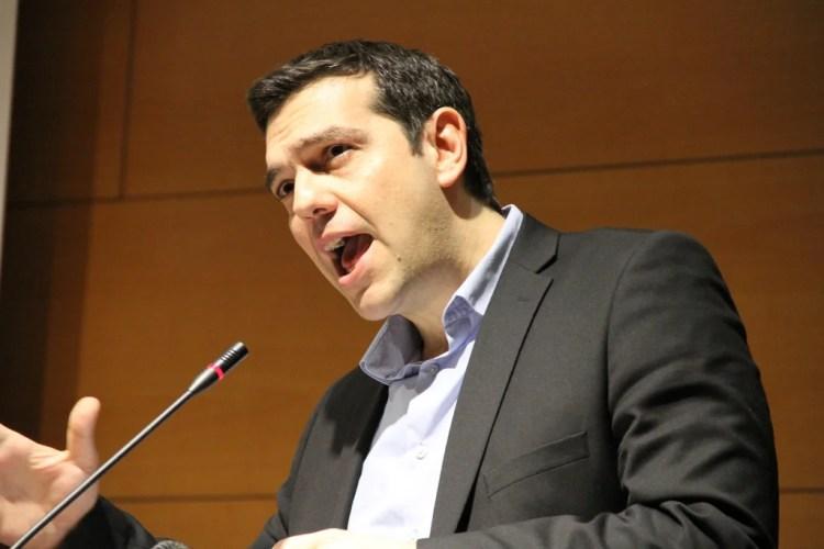 alexis tsipras photo