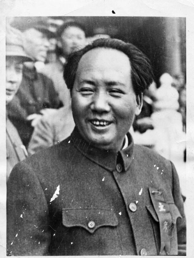 mao zedong photo