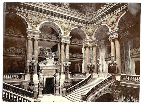 opera garnier photo