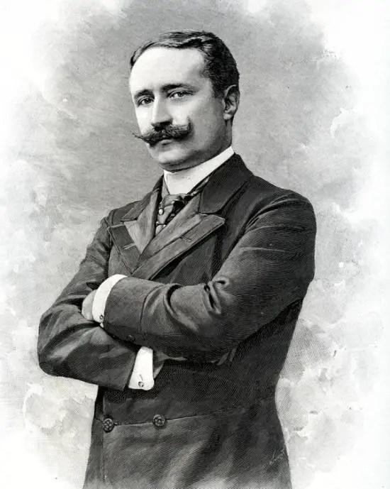 Paul Deschanel président de la République française, débute son mandat un 18 février