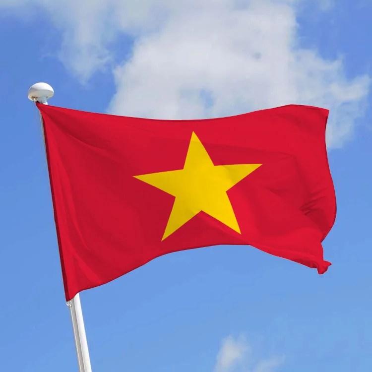 drapeau viet nam