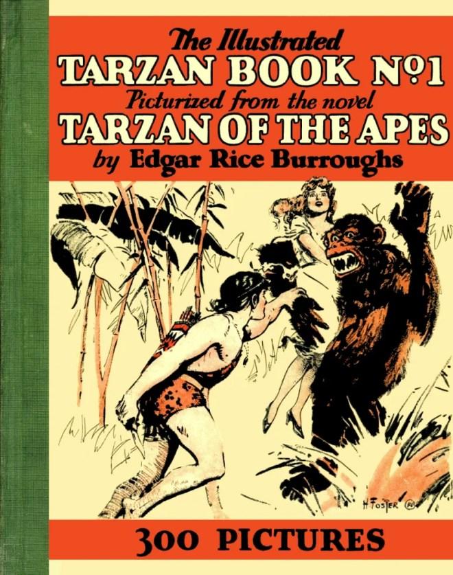 tarzan 1929