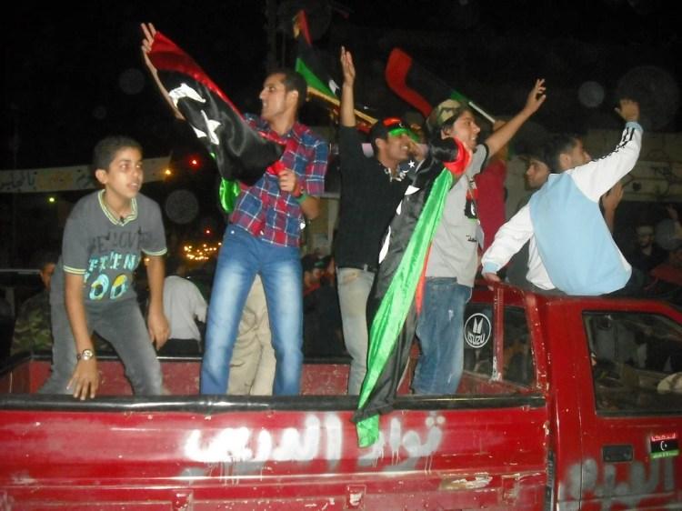 mouammar kadhafi photo