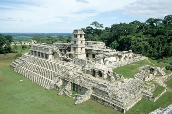 cité maya découverte le 18 février