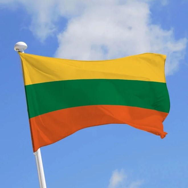 drapeau lituanie
