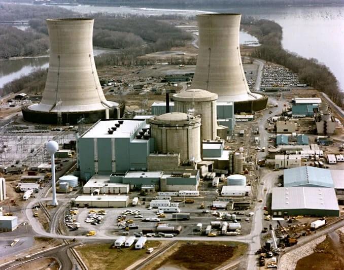 Centrale nucléaire Three Mile Island
