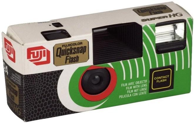 appareil photo jetable fuji