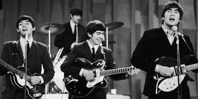 Paul McCartney, Ringo Starr, George Harrison, John Lennon