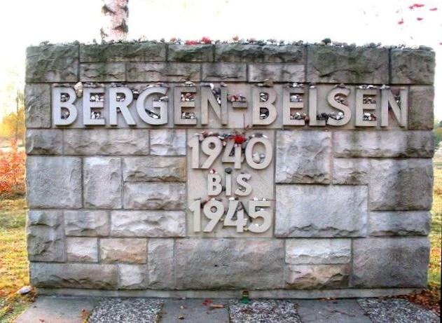 mémorial Bergen-belsen