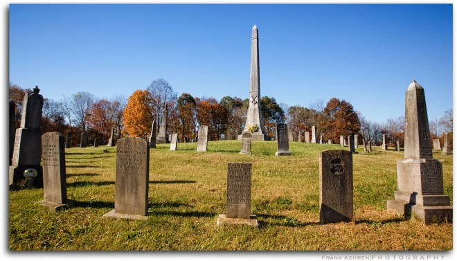 Fraterville Miners Circle photo