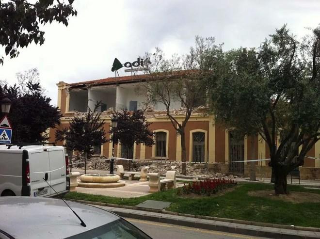 Tremblement de terre Lorca