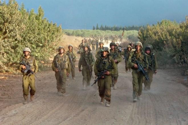 armée israelienne sud liban