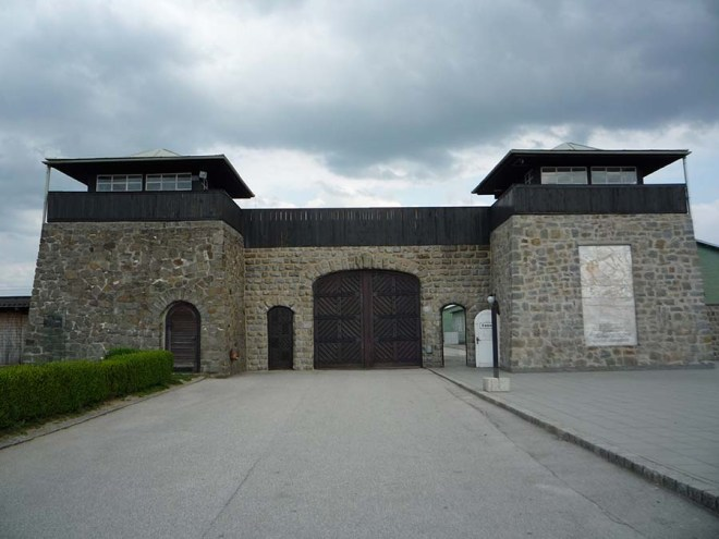 camp de concentration de Mauthausen