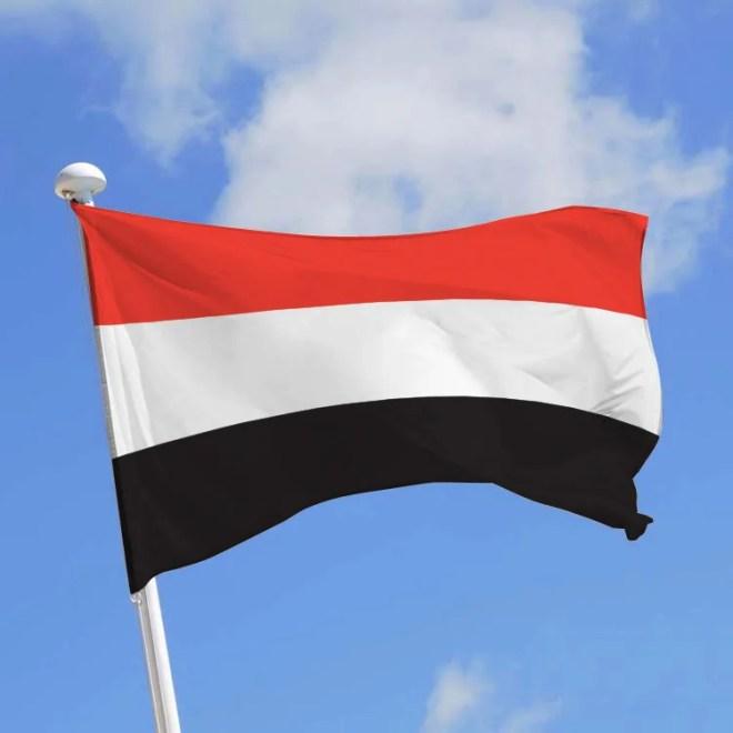 drapeau yemen