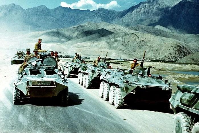 retrait soviétique afghanistan