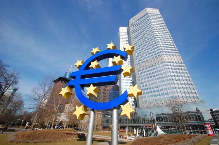 banque centrale européenne photo
