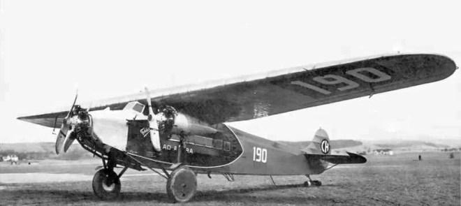 Fokker F. VII