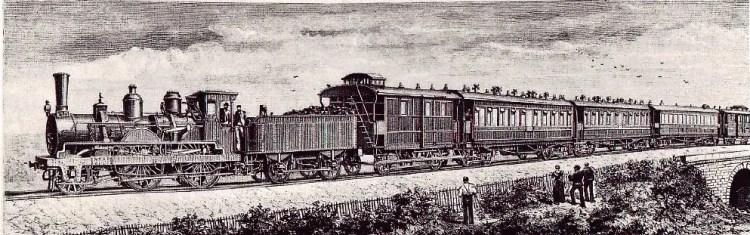 Orient express 1883
