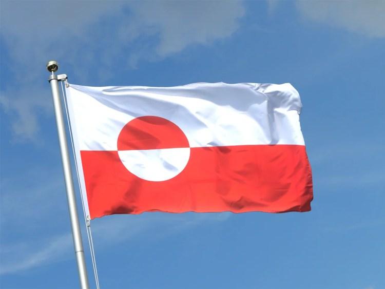 drapeau groenland