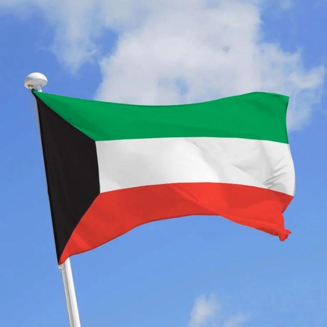 drapeau koweit