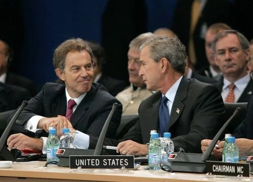 Digital: GWB: NATO work session