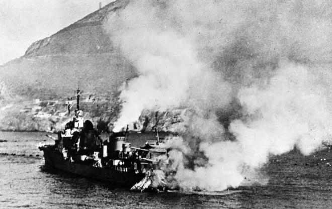 bataille de mers el-kébir